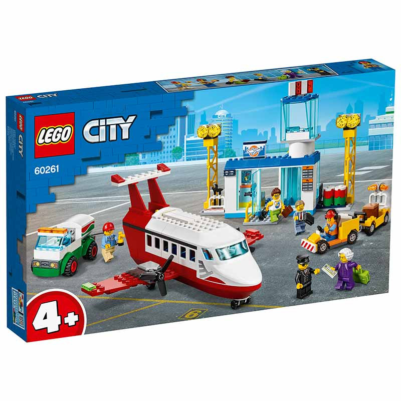 Lego City Aeroporto Central