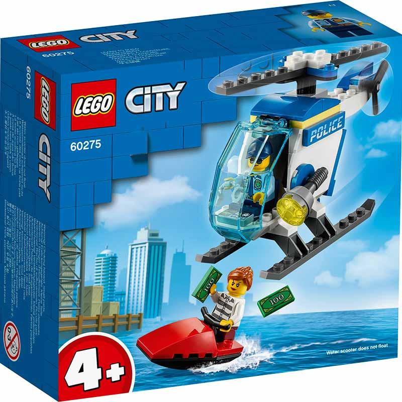 Lego City Helicóptero da Polícia