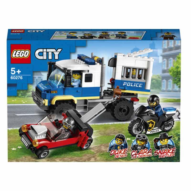 Lego City Transporte de Prisioneiros da Polícia