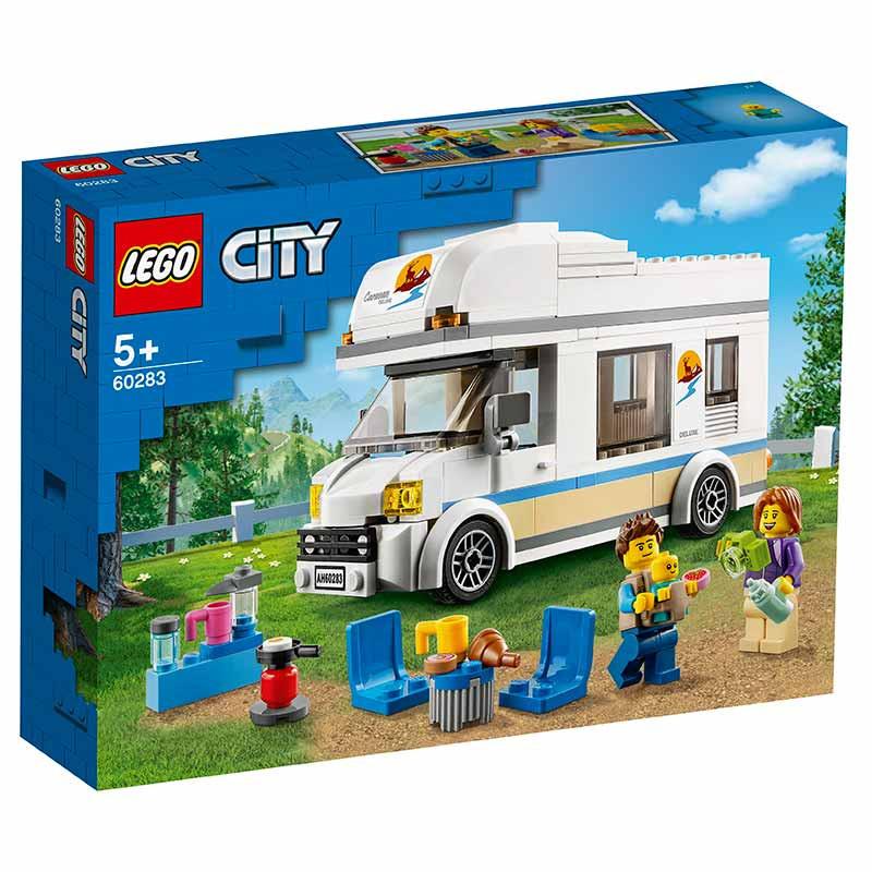Lego City Autocaravana de Férias