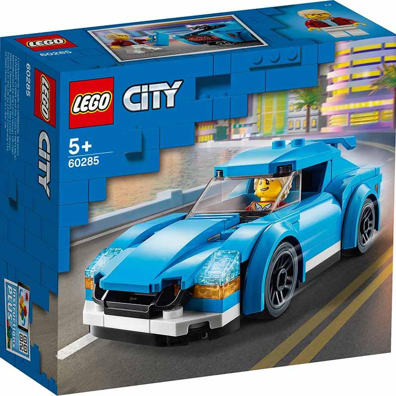 Lego City Carro Desportivo