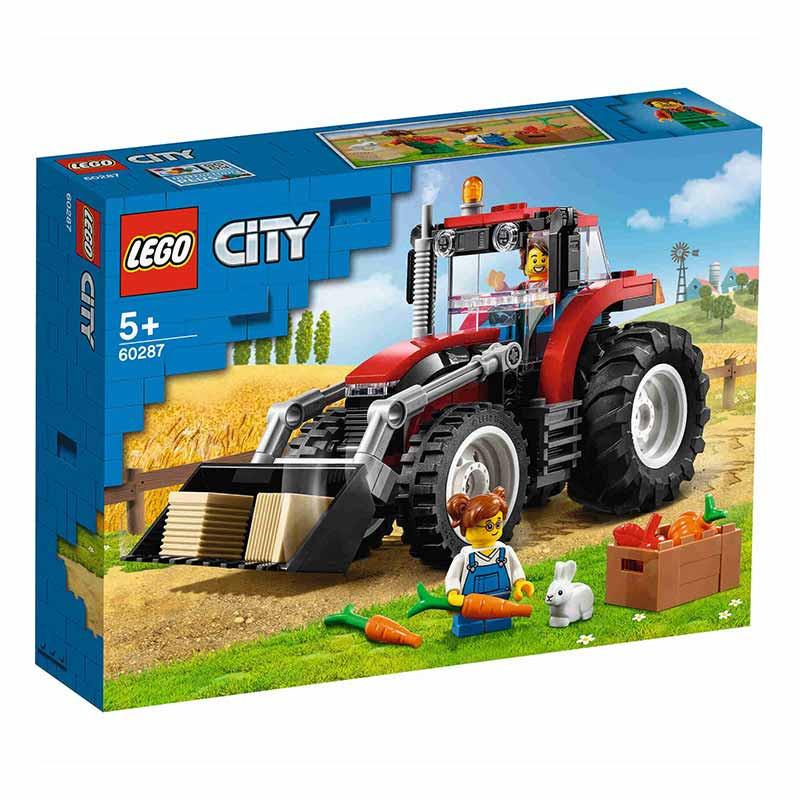 Lego City Trator
