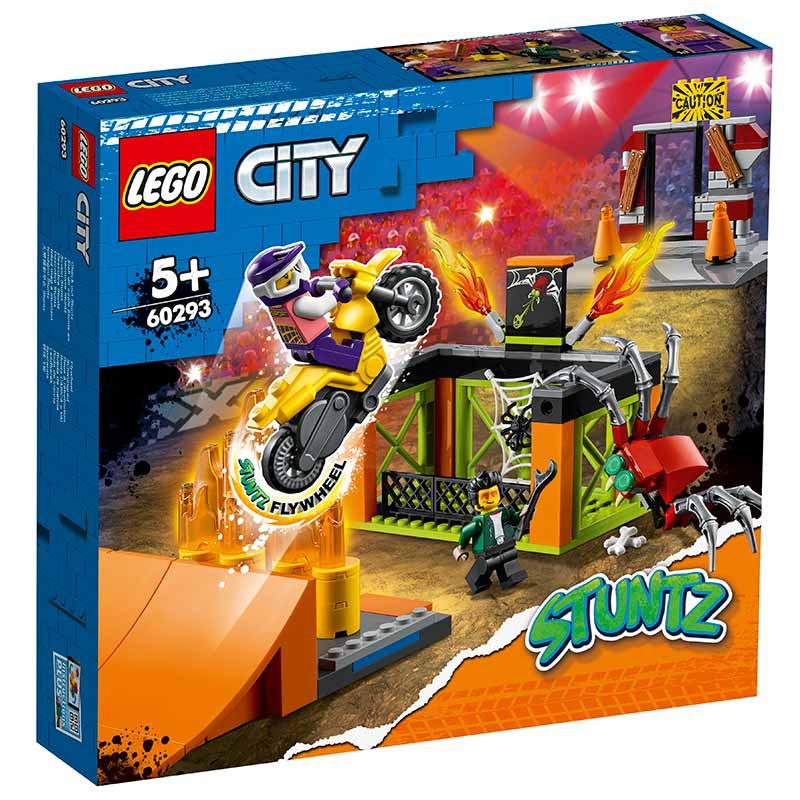 Lego City Parque acrobático