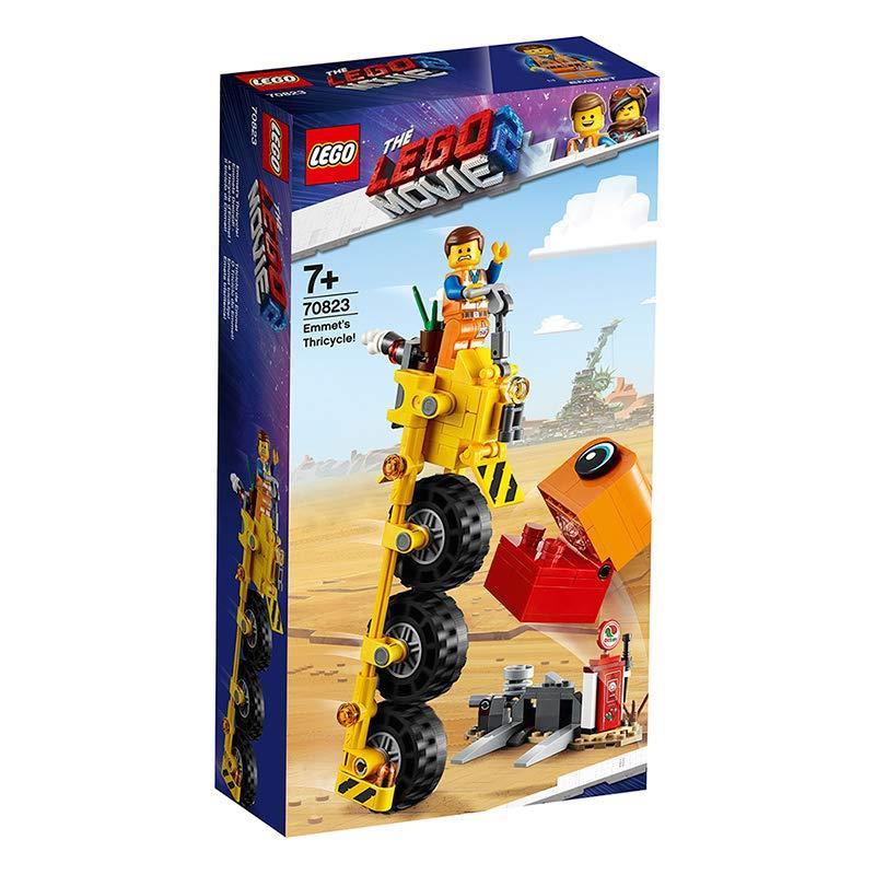 LEGO Movie 2 triciclo de Emmet