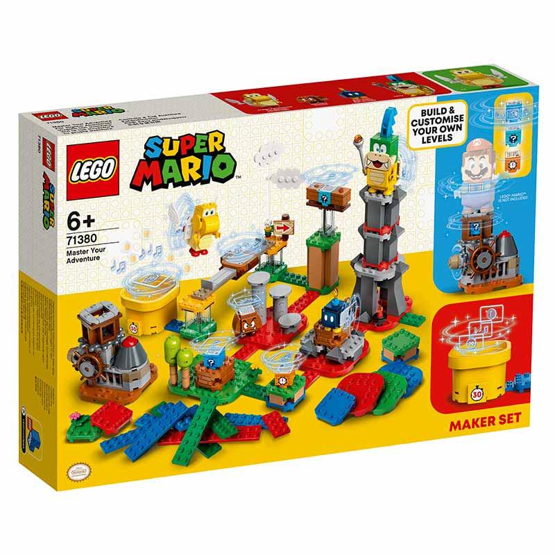 Lego Mario Bross Set Controla a Aventura