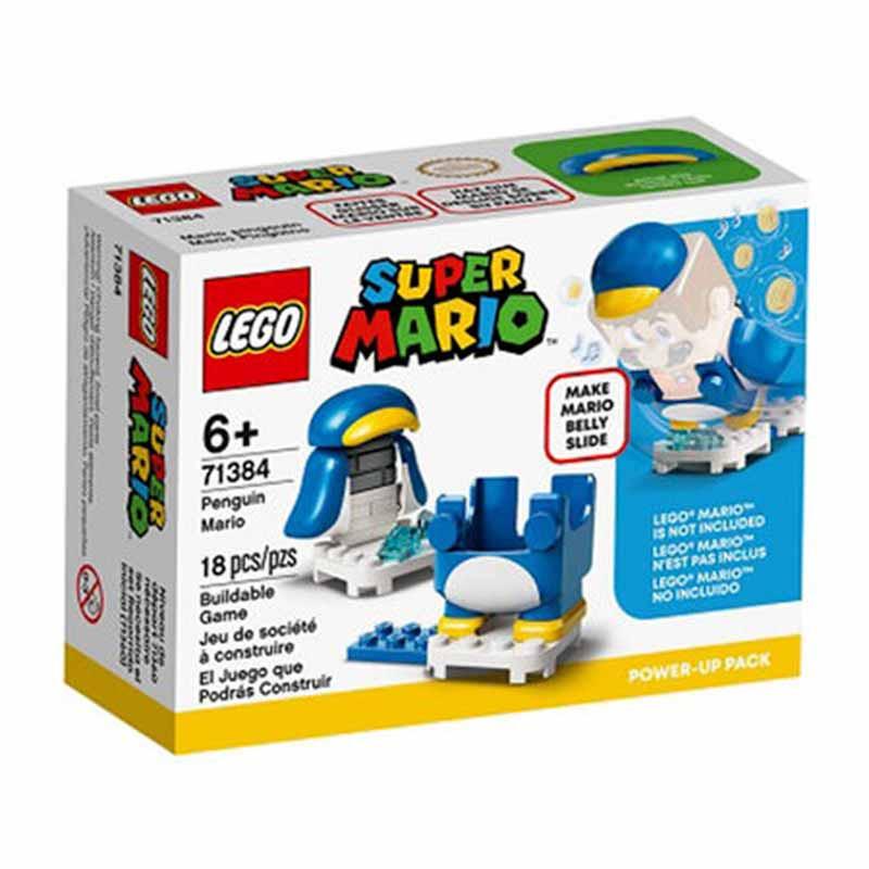 Lego Mario Bross Pack Power-Up - Mario Pinguim