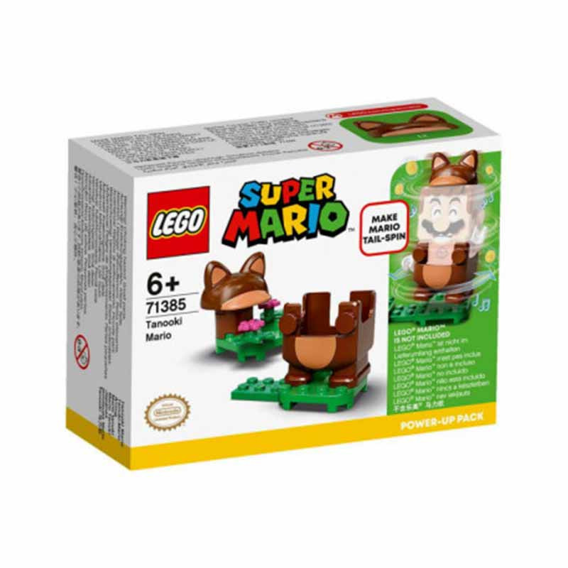 Lego Mario Bross Pack Power-Up - Mario Tanuki