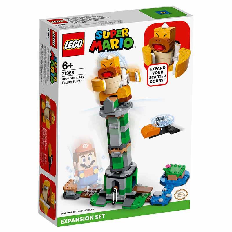 Lego Mario Set de Expansão Torre bamboleante