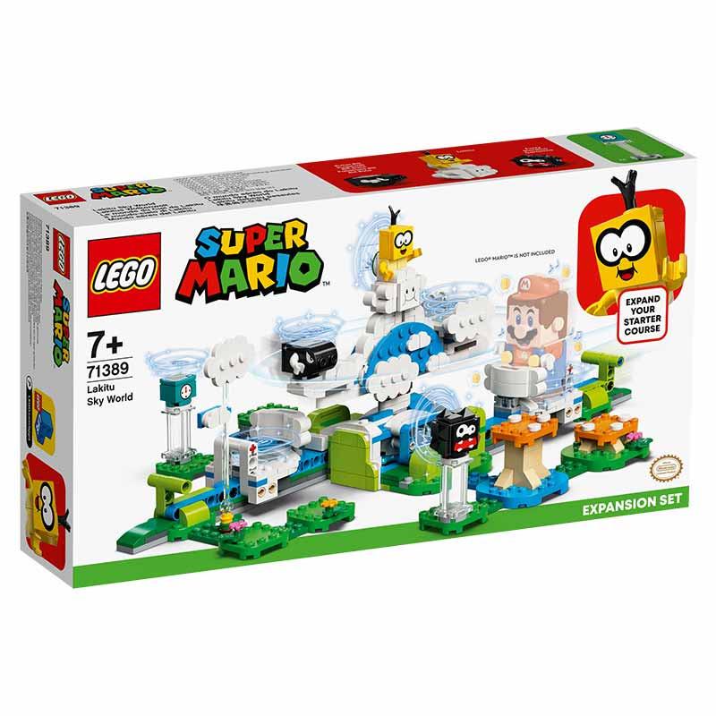 Lego Mario Set de Expansão O mundo aéreo do Lakitu