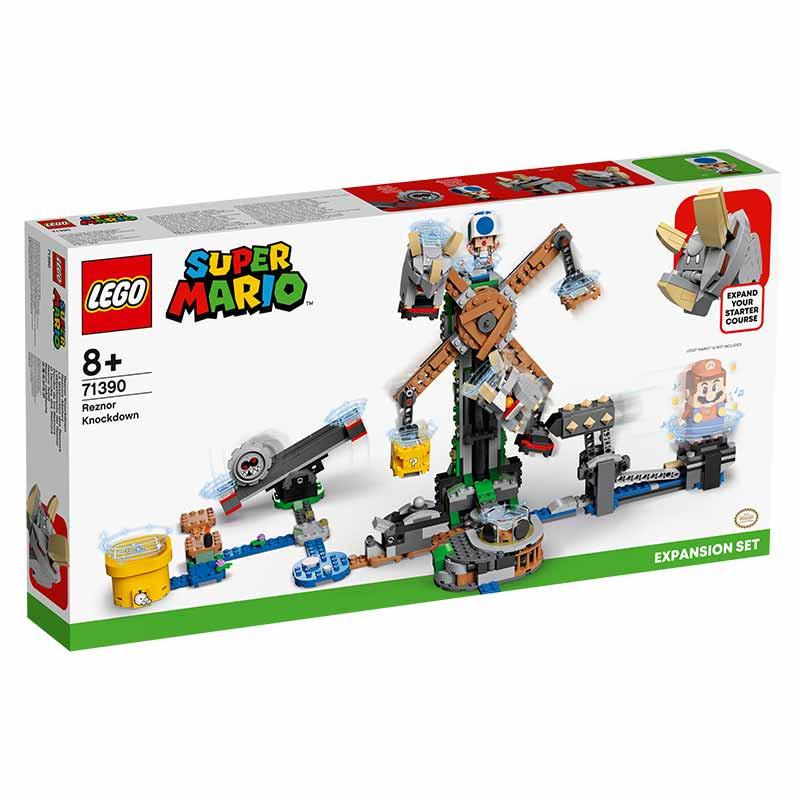 Lego Mario Set de Expansão O Derrube dos Reznors
