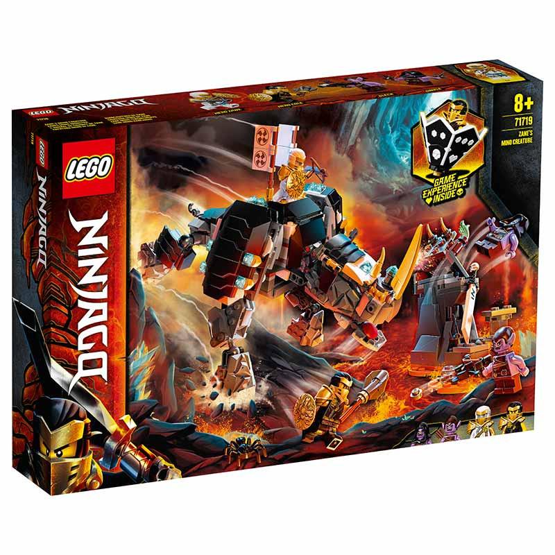 Lego Ninjago Criatura Mino de Zane