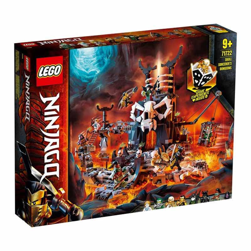 Lego Ninjago Masmorras do Feiticeiro Caveira