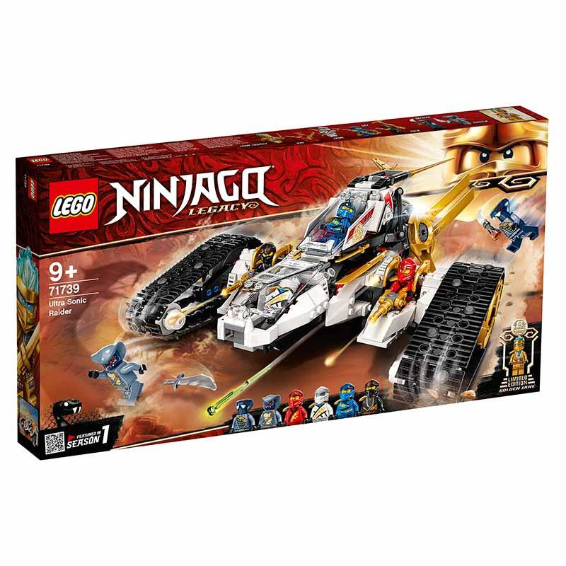 Lego Ninjago Invasor Ultrassónico