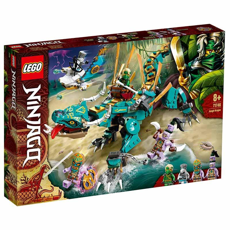 Lego Ninjago Dragão da Selva