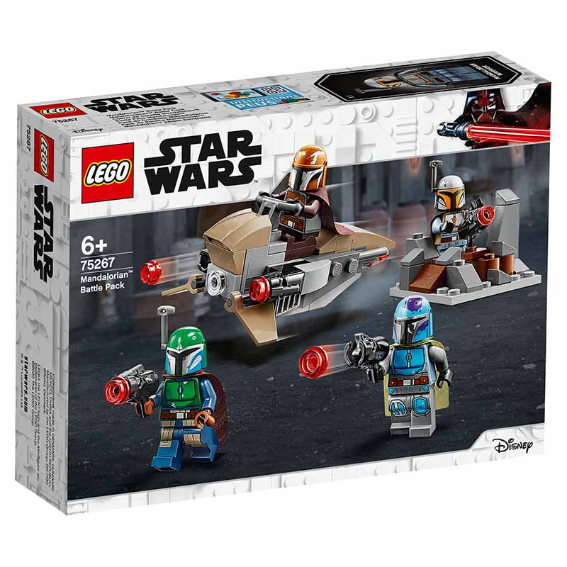 Lego Star Wars Pack de Batalha Mandalorian