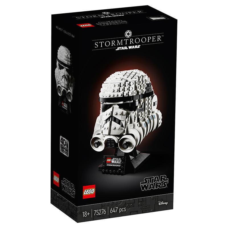 Lego Star Wars Capacete de Stormtrooper™