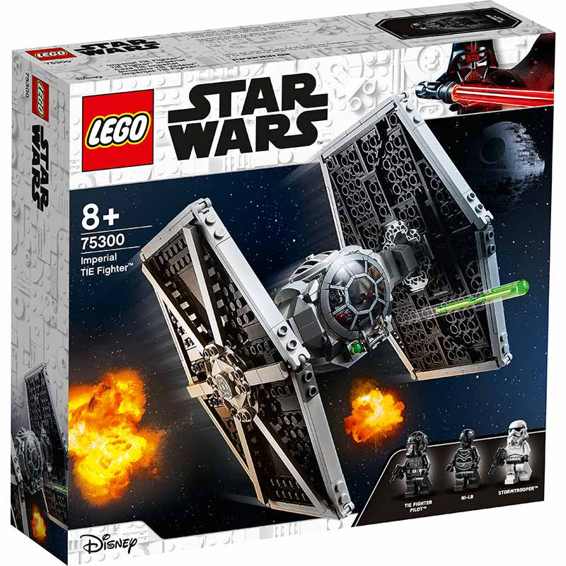 Lego Star Wars Imperial TIE Fighter™