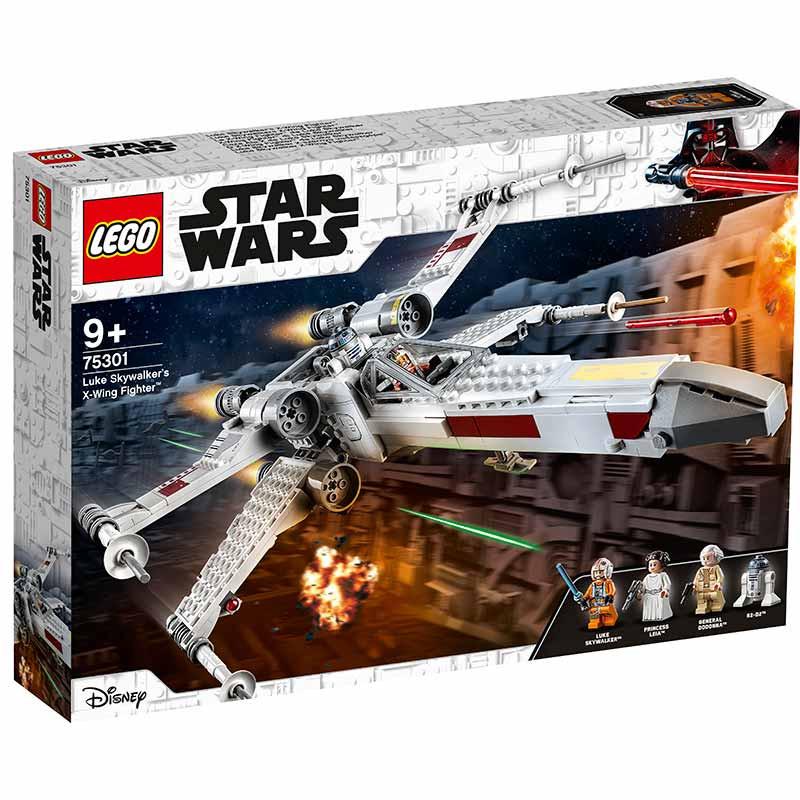 Lego Star Wars O X-Wing Fighter™ de Luke Skywalker