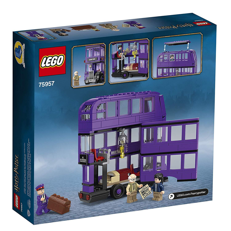 Lego Harry Potter O Autocarro Cavaleiro