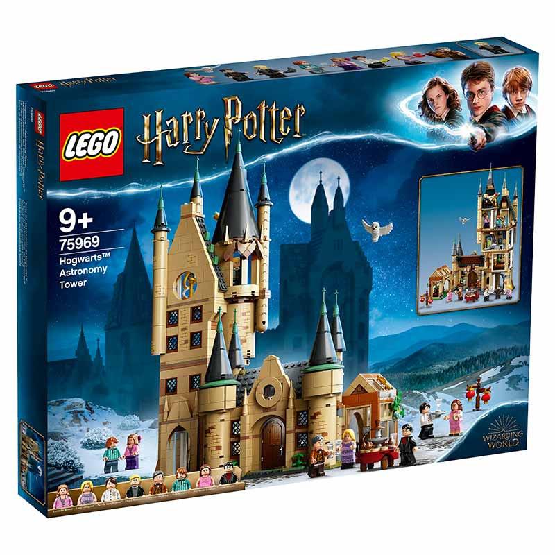 Lego Harry Potter Torre Astronomia Hogwarts