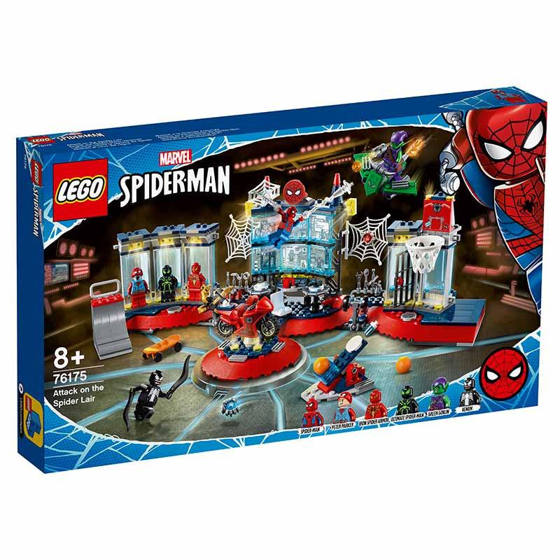 Lego Super-heróis Ataque ao Spider-Man