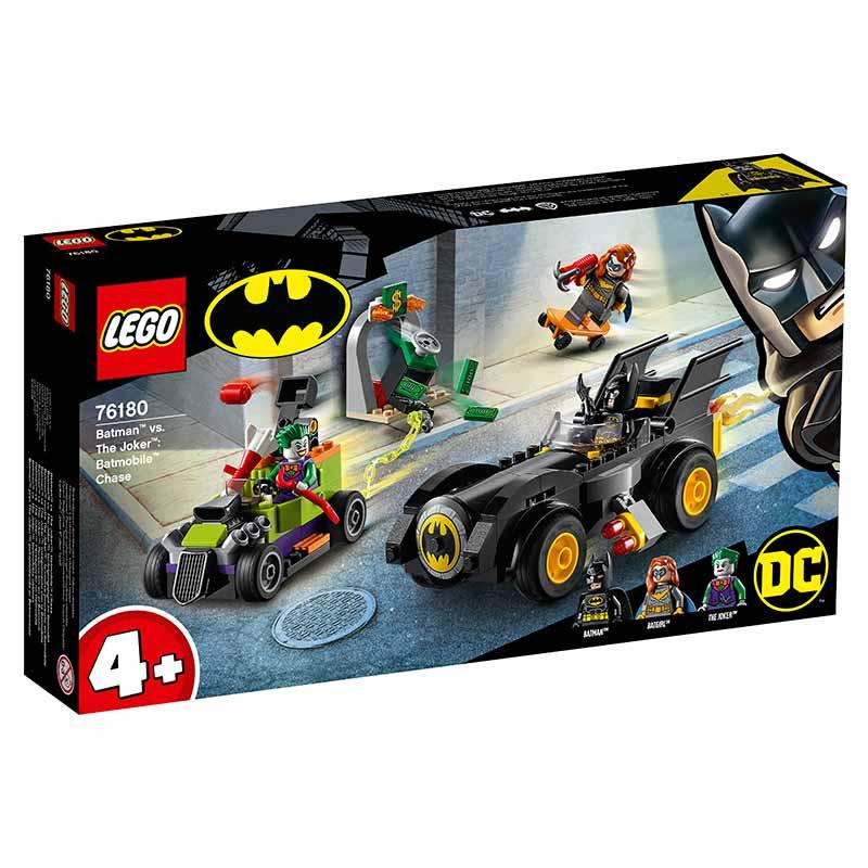 Lego Super heróis Batman™ vs. The Joker™Batmóvel