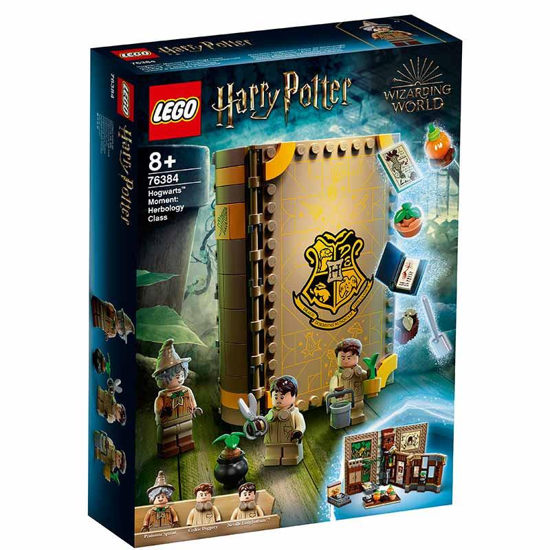Lego Harry Potter Hogwarts™: Aula de Herbologia
