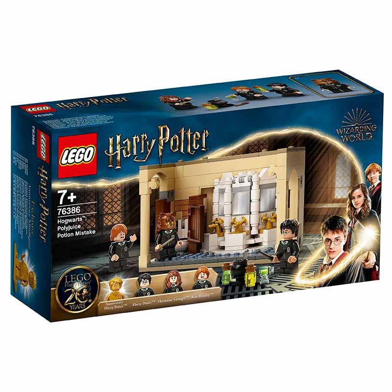 Lego Harry Potter Hogwarts™: Erro de Poção