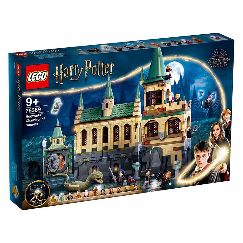 Lego A Câmara dos Segredos de Hogwarts™