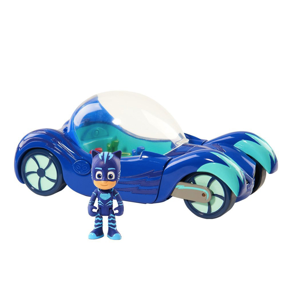 PJ Masks Gatomóvel veículo Deluxe