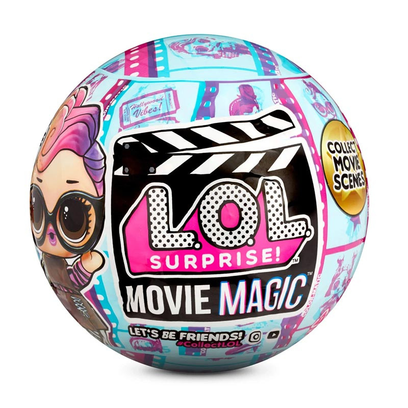 LOL Surprise Movie Magic Doll