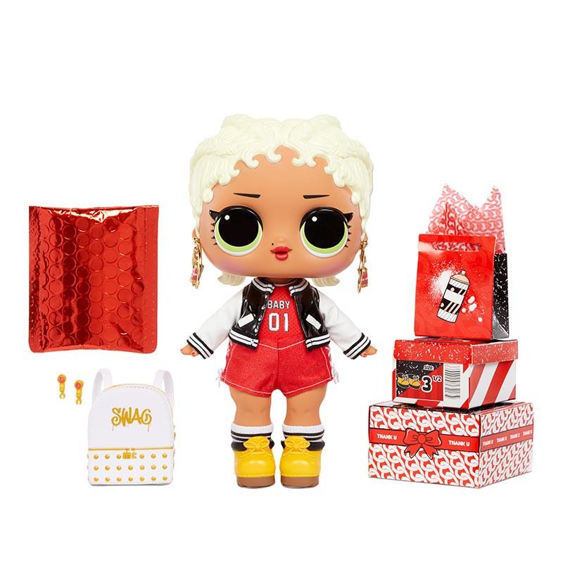 LOL Surprise Big Baby Doll M.C. Swag