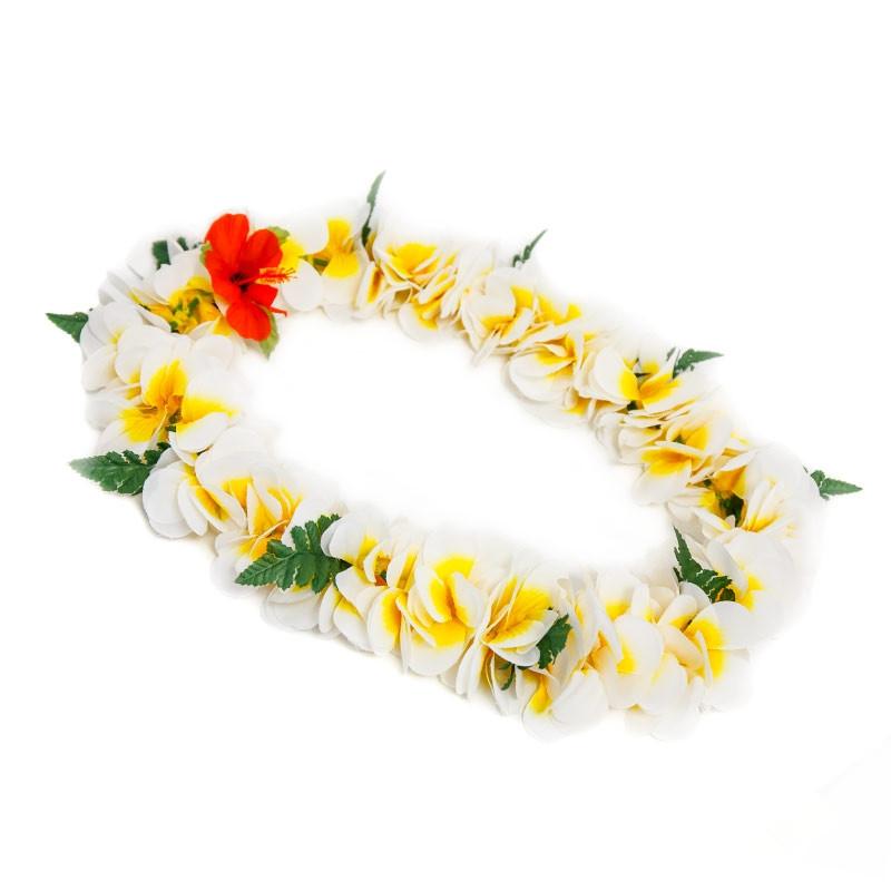Colar Hawaiano Deluxe