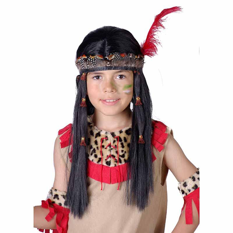 Peruca Indio inf Carnaval