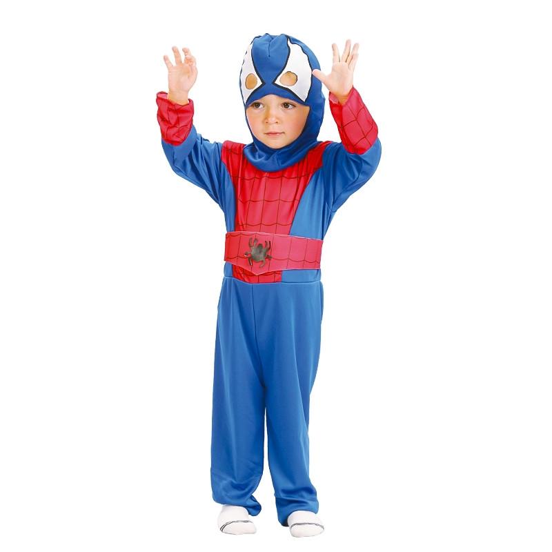 carnaval Heroi Aranha bebé