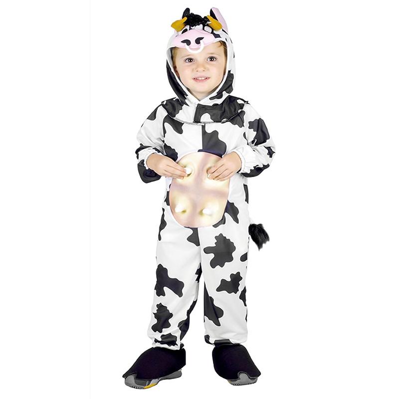 Disfarce vaca bebé