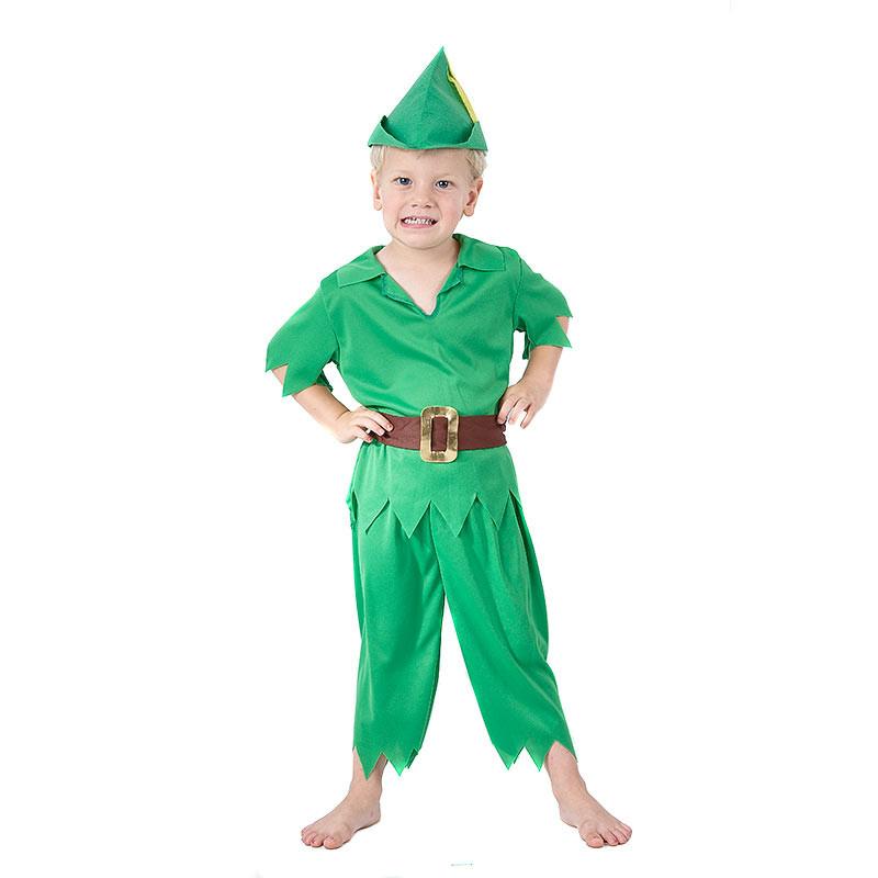 Disfarce Heroi Verde bebe