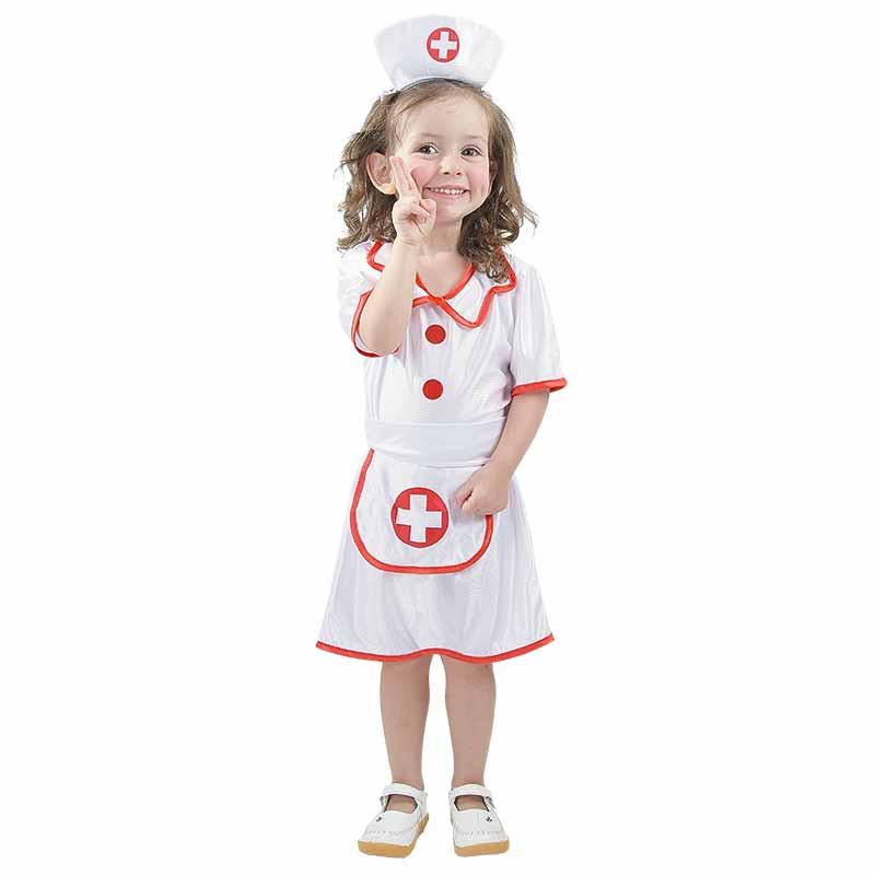 Disfarce Enfermeira Bebe