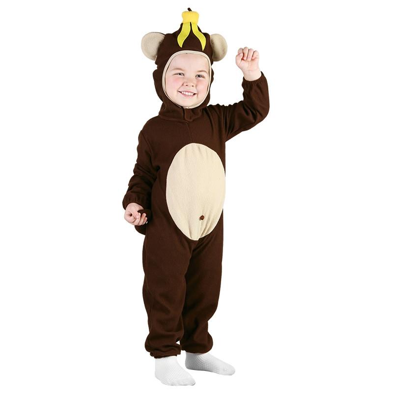 Disfarce Macaco Bebé