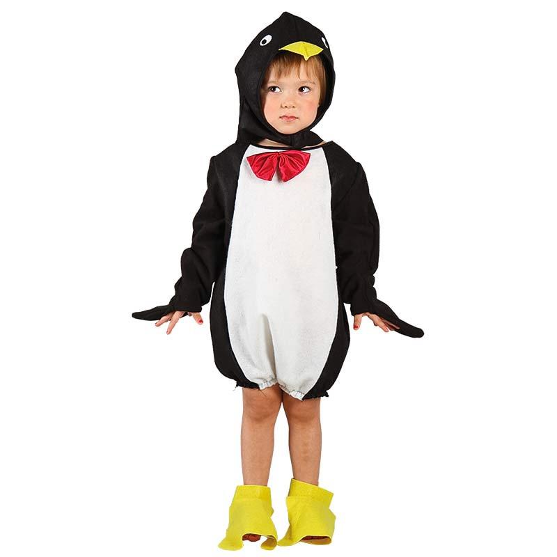 Disfarce Pinguim Bebe
