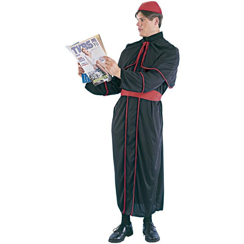 Disfarce Pontífice homem adulto