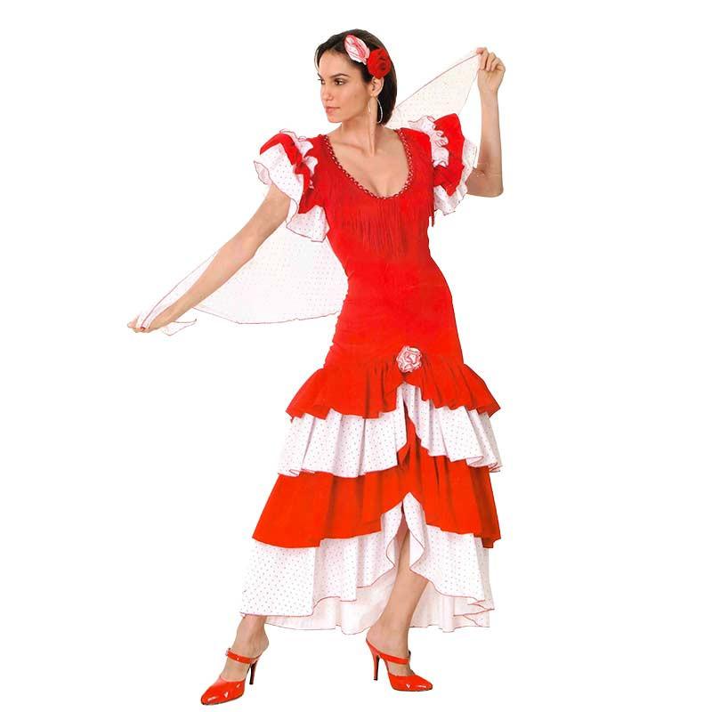 Disfarce Carnaval Bailarina de Flamenco