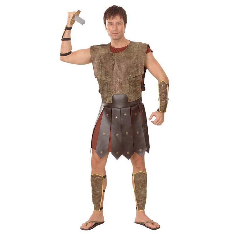 Disfarce Gladiador Adulto T/U