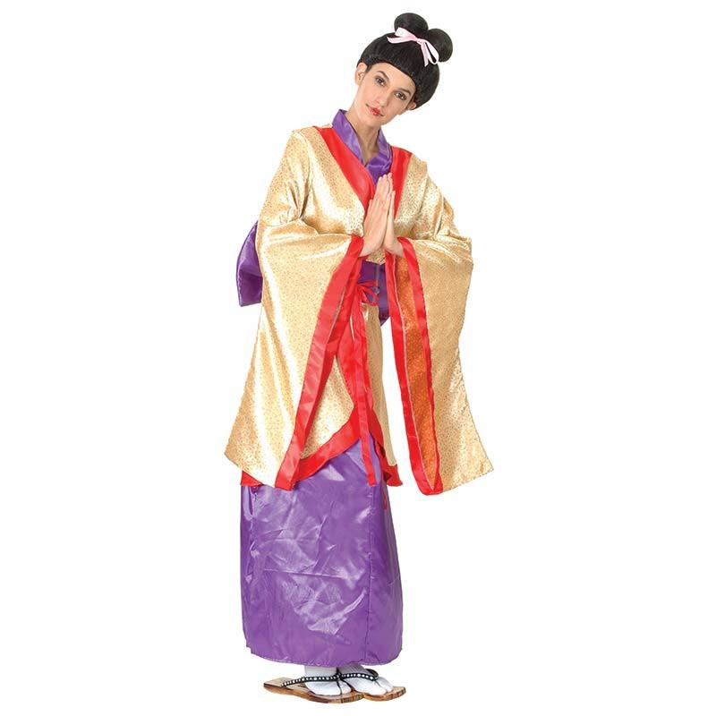Disfarce Geisha Adulto T/U