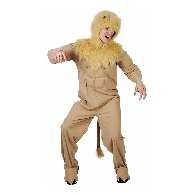 Disfarce Carnaval Leão Adulto