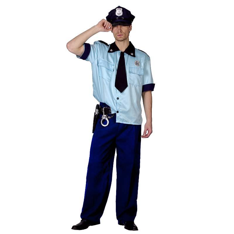 Disfarce Policia Adulto T/U