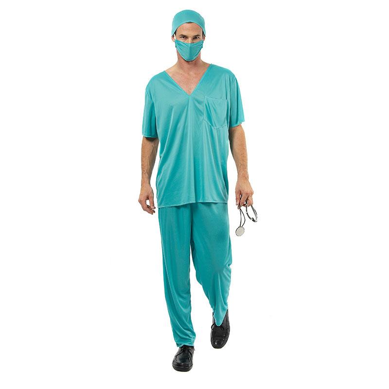 Disfarce Cirurgião Adulto T/U