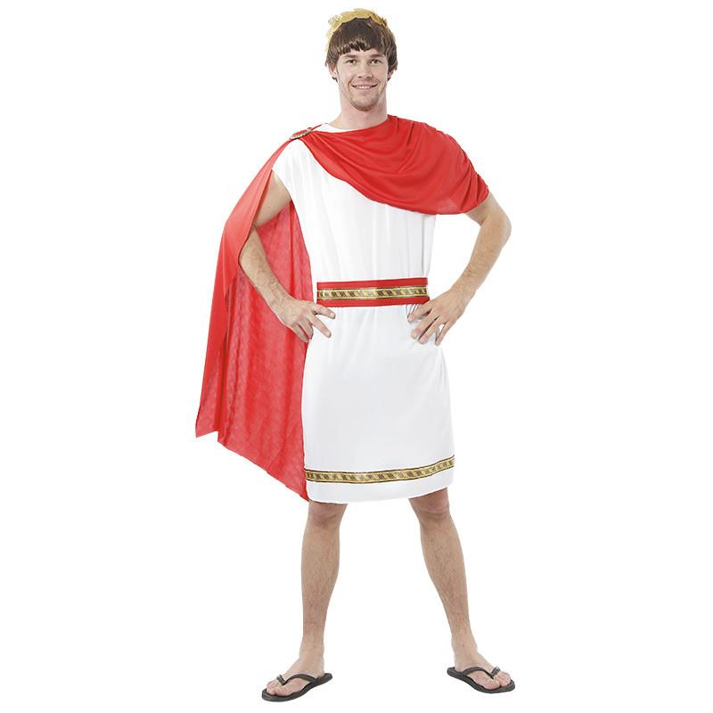 Disfarce Imperador Romano adulto T/U