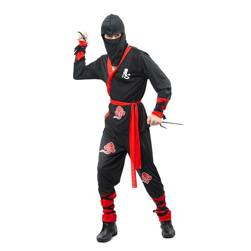 Disfarce Ninja Adulto T/U