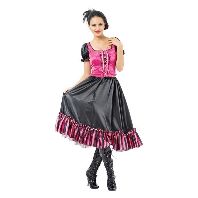 Disfarce Bailarina saloon Adulto